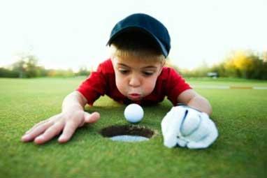 Golf Junior Camps